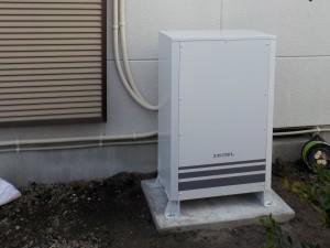 日光市 堀田邸 蓄電池 LL3098HES B